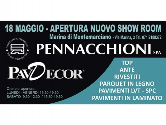 Nuovo Show Room